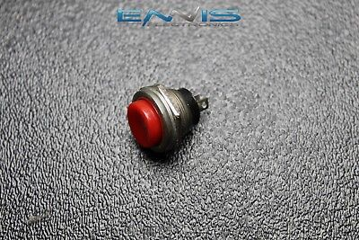 Push Button Switch Open Contact Momentary 3 Amp 125v 2 Pin Nb-805
