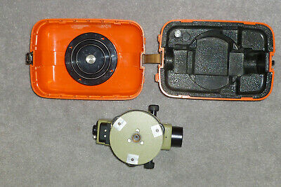 Wild Heerbrugg Auto Level Na1 For Surveying W Original Case