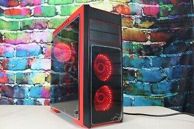 Custom Gaming Desktop PC Intel i5-4440 3.10 Quad 8GB 1TB Nvidia GTX1060 3GB HDMI