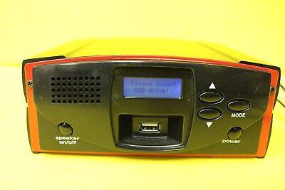 Prodigital PD-USB60 Professional Digital Audio Player w/Power Supply& Audio jack