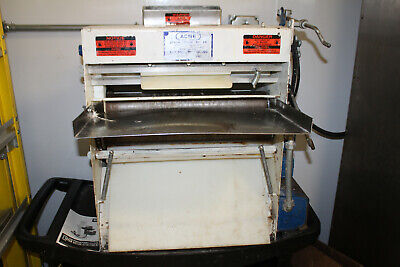 Acme Dough Roller Sheeter Acme R-11 Commercial Pizza-bread Nsf Local Pickup