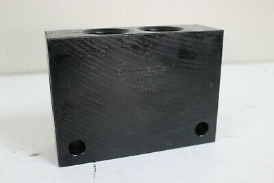 Sun Hydraulics Yajs Ductile Iron Manifold Valve New