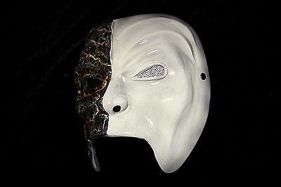 Hollywood Undead Da Kurlz Mask (Day of the Dead) half