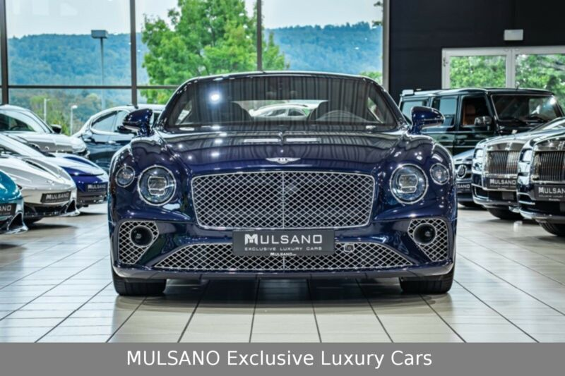 Bentley Continental NEW GT 1st Edition Mulliner Rotating