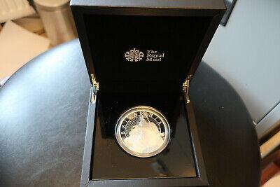 The Britannia 2021 UK Five-Ounce Silver Proof Coin -  LE 250
