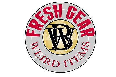 Bw's Fresh Gear and Weird Items