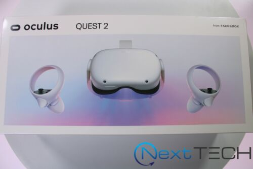 NEW SEALED OCULUS QUEST 2 256GB / BRAND NEW UNOPENED / ALL IN ONE VR HEADSET
