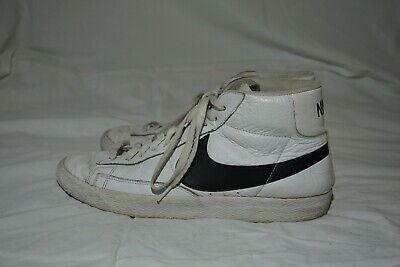 Nike Blazer High Top UK10 White Trainers