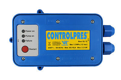 Spare Part Electronics Box for controlpres Pump Control Pressure Switch