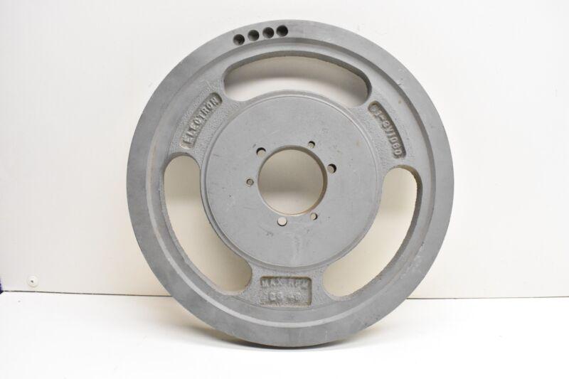 Electron 1-3V1060 V-Belt Pulley 1 Groove/Sheave