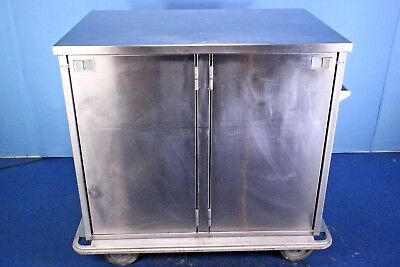 Large Food Tray Cart Stainless Restaurant Tray Cart With Warranty