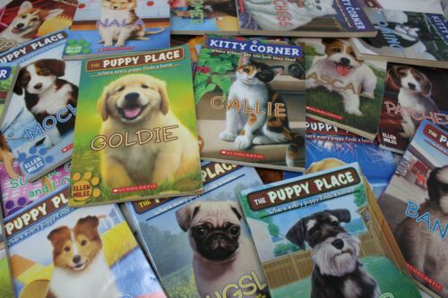 The Puppy Place Books - Lot of 5 - Random Pick/Unsorted - Free Shipping