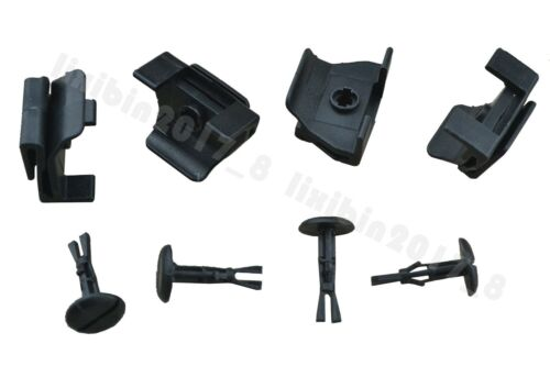 4 Sets Top Front Fender/&Bumper Clip 53879-58010 47749-58010 Hot For Toyota Lexus