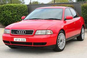 1997 AUDI A4 B5 QUATTRO AWD TURBO 5SPD MANUAL - RARE COMBINATION South Windsor Hawkesbury Area Preview