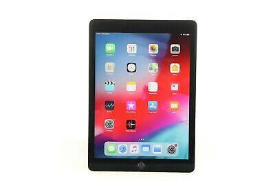 Apple iPad Air 1 32GB, Wi-Fi, 9.7in - WiFi - Space Grey - Refurbished