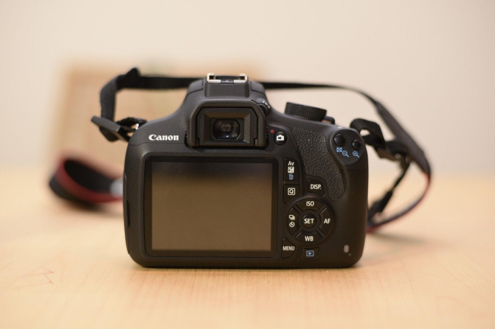 MINT Canon Rebel T5 SLR Camera...