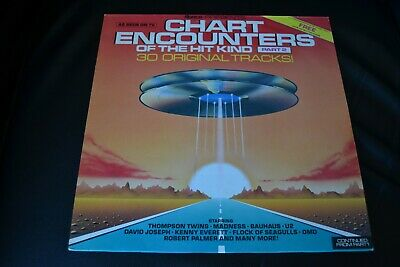 Chart Encounters Of The Hit Kind - Part Two Vinyl LP 1983 Ronco – RTL 2091-B