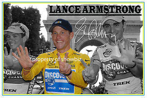 LANCE-ARMSTRONG-HUGE-SIGNED-PHOTO-OF-THE-TOUR-DE-FRANCE-7-TIMES-WINNER