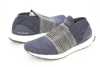 143.95. Adidas UltraBOOST Laceless Tradition Ink Running Shoes Mens Size  11.5 ... 831471f2c
