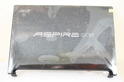 ACER ASPIRE ONE D255 LAPTOP LCD REAR LID COVER BLACK AP0F30008B01 60.SDE02.008