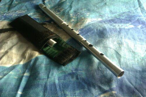 High D Irish Whistle / Alu TELESCOPIC / FAST SHIPING / Dante Music
