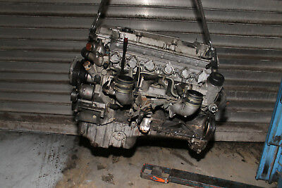 Mercedes SL320 W129 R129 Motor M104.991 Bj.93 169Tkm