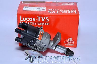 Suzuki Lucas Genuine 45d4 Distributor - 1.0l Sj410 F10a Eng Samurai Super Carry