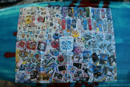 POWELL PERALTA Skateboards Bones 80