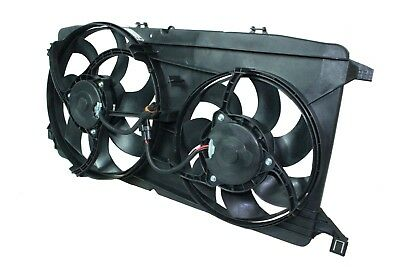 Fan for Engine Cooling Ford Transit 06-13 2.4TDCI Radiator 8C118C607BB