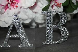 2 1 8 lg diamond rhinestone alphabet letters self adhesive for Large adhesive rhinestone letters