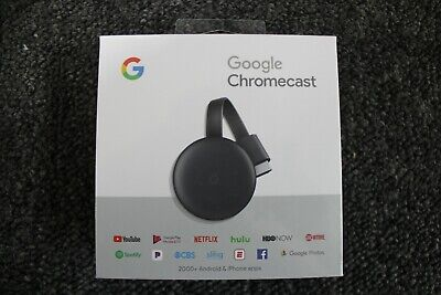 Google GA00439-US Chromecast (3rd Generation) BRAND NEW w/FREE Shipping!!!
