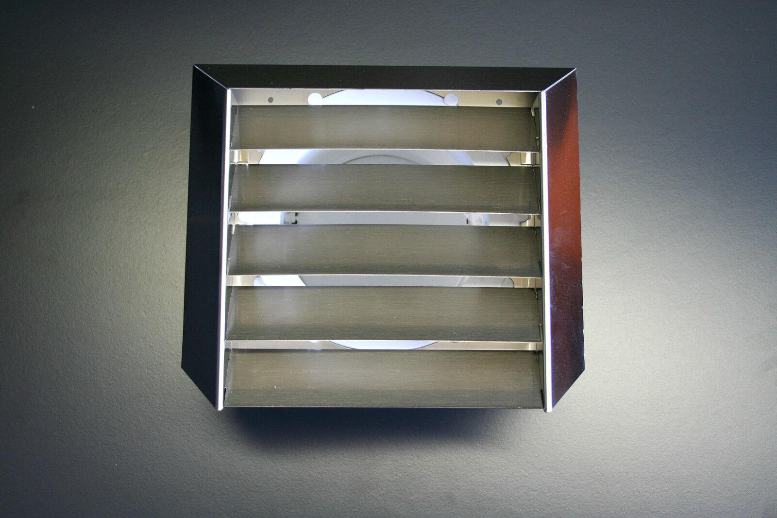 mauerkasten 100 mm edelstahl r ckstauklappe rundanschlu abluft dunstabzug k che eur 72 90. Black Bedroom Furniture Sets. Home Design Ideas