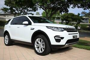 2016 Land Rover Discovery Sport Td4 Hse 9 Sp Automatic 4d Wagon