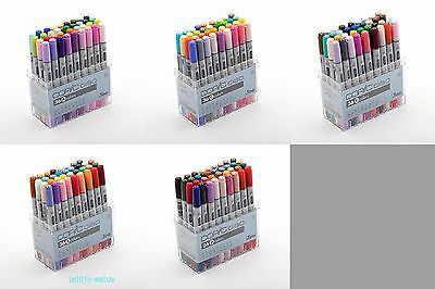 Copic offical ciao 36 color  A,B,C,D,E set Sketch marker pen Anime  (Copic Marker Sketch Set E)