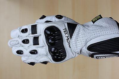 loves-White TPU Gauntlet half cost of Alpine Stars (White Gauntlet Handschuhe)