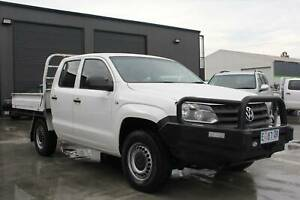 2012 Volkswagen Amarok TDI400 4X4 (Manual) Mowbray Launceston Area Preview