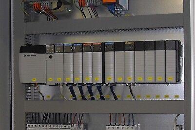 Allen Bradley Controllogix Plc Level 1-3 Training Plus Factorytalk With Labs.
