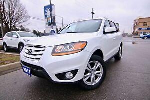 2011 Hyundai Santa Fe GL FWD ACCIDENT FREE ONTARIO VEHICLE