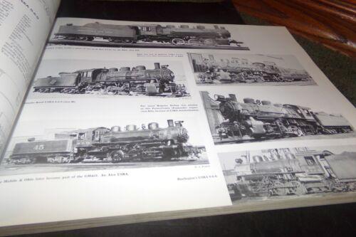 Vintage Model Railroader Steam Locomotives Santa Fe Texas & Pacific Pioneer 1960