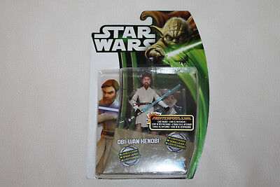 Star Wars Hasbro Obi Wan Kenobi Figur Figure Lichtschwert NEU RAR