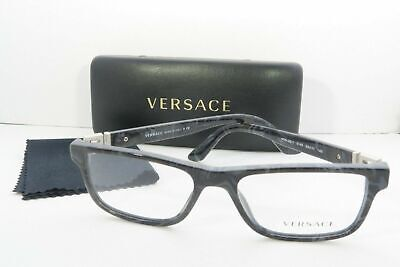 Versace Women's Gray Glasses and case MOD 3211 5145 53mm