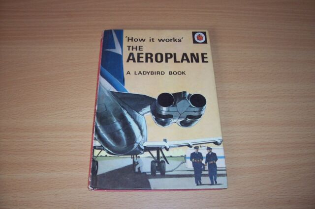 The Aeroplane by David Carey (Hardback, 1967)