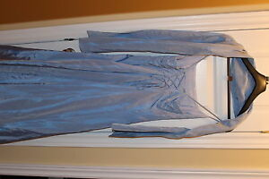 Floor length Gown with Shawl