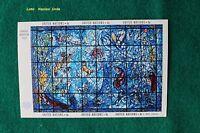 1967 Nazioni Unite Vetrata Marc Chagall Foglietto Cpl Fdc -  - ebay.it