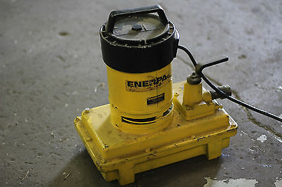 Enerpac Electric Hydraulic Pump Model 369971-br