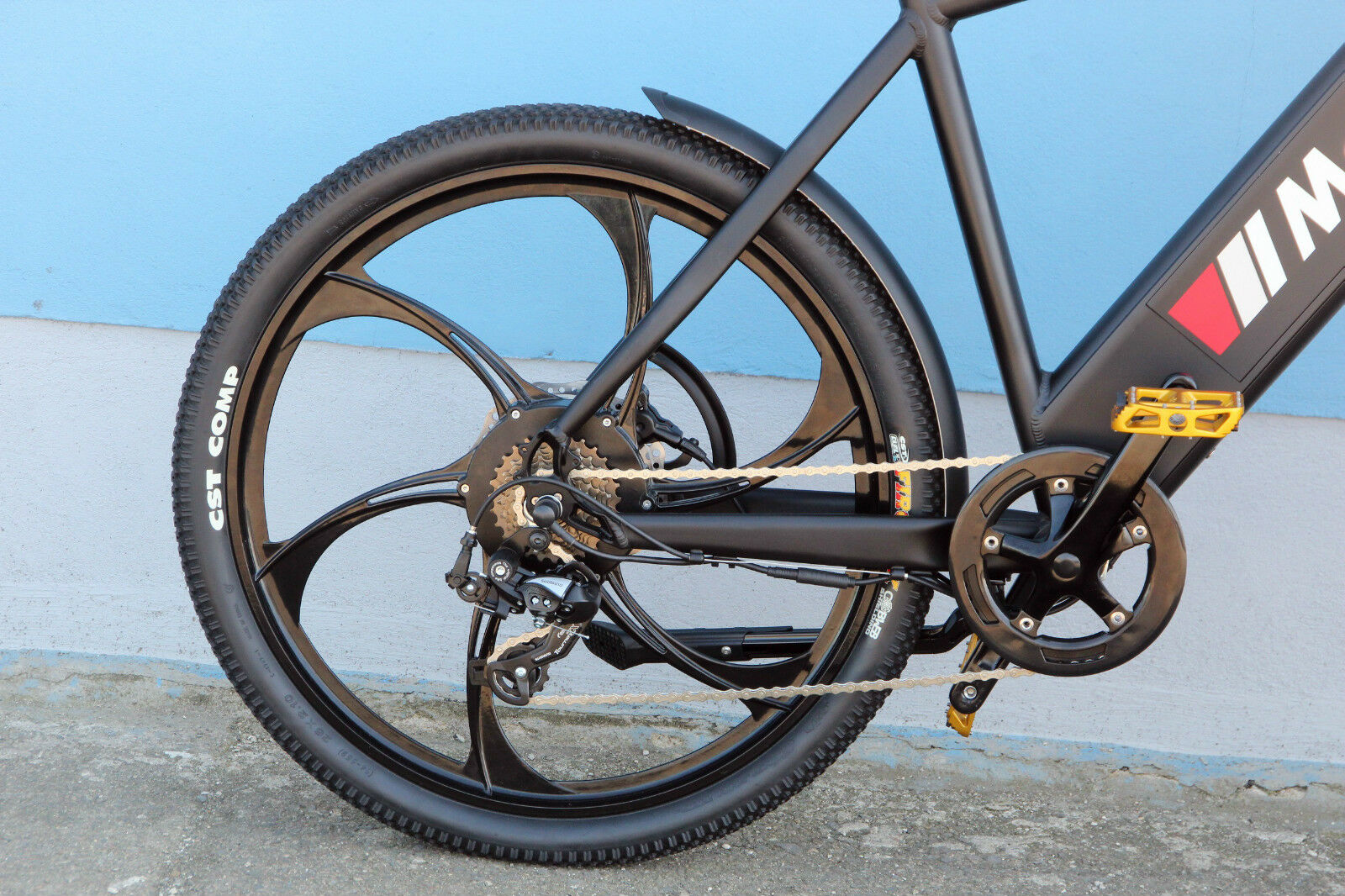xtc speed mountainbike elektro fahrrad 25 40km h pedelec e. Black Bedroom Furniture Sets. Home Design Ideas