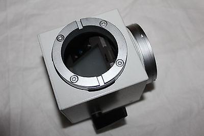 Leitz Wetzlar Microscope Adapter Attachemnt Prism Block Mikroskop