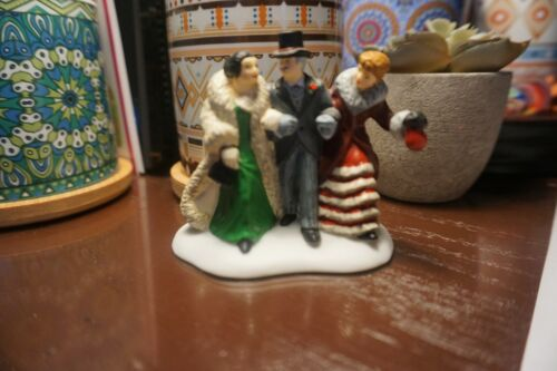 DEPT 56 CHRISTMAS IN THE CITY - ON TO THE SHOW 58967 BROADWAY THEATER ACCESSORY