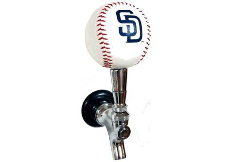 San Diego Padres Licensed Baseball Beer Tap Handle