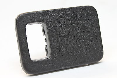 2000-2002 Camaro/Firebird Convertible Top Switch Panel Ebony Black *HT10411284